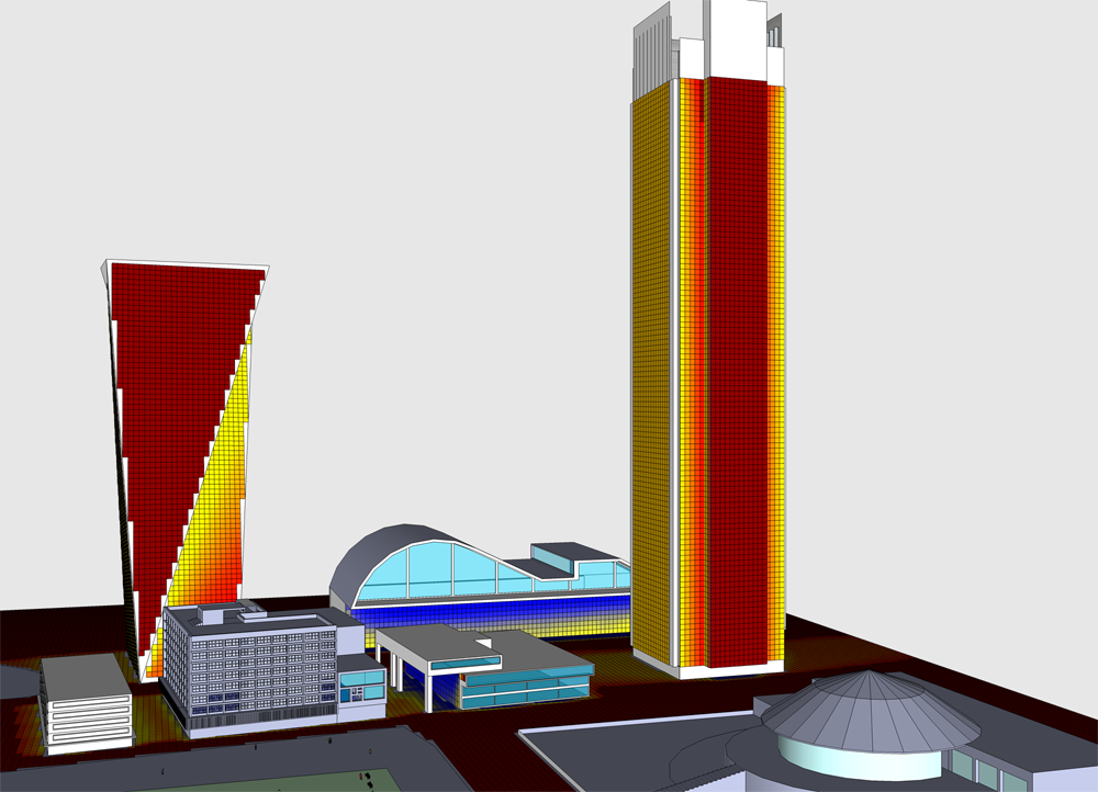 Sketchup Skelion solar design plugin renewable energy.