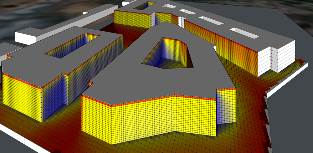 SketchUp Plugins and Blog: Sun Tool Preview